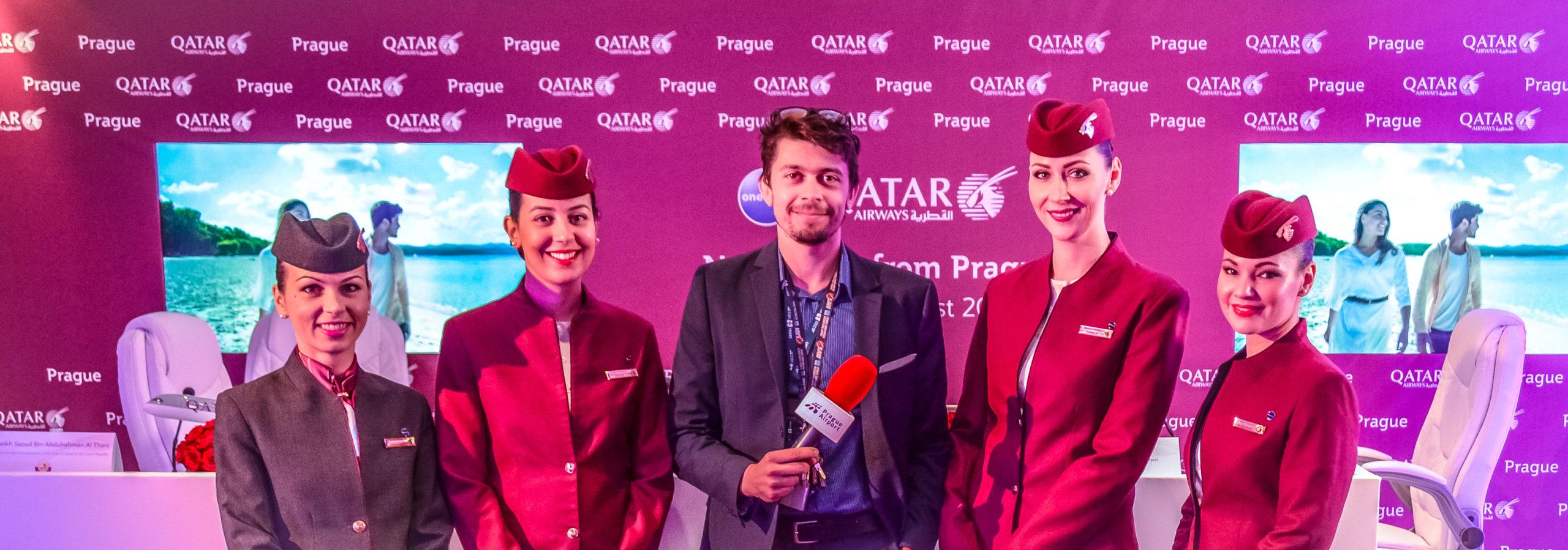 QATAR AIRWAYS Praha/Prague