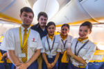 Ryanair at Pardubice