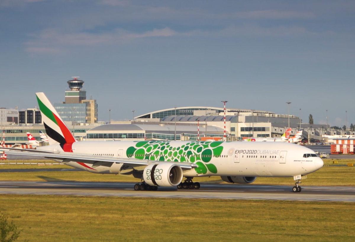 Emirates Special Liveries – flyRosta com