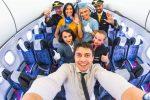 Czech Airlines – Retro flight to Paris