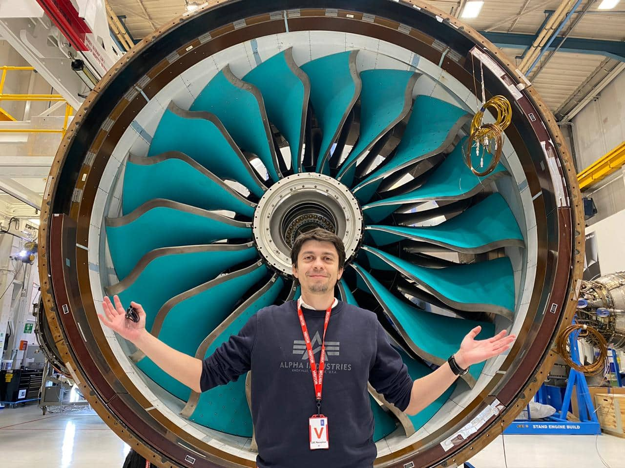 FOTO REPORT: Rolls Royce (Airbus 350 Trent XWB, DreamFix, Test Bed 80)