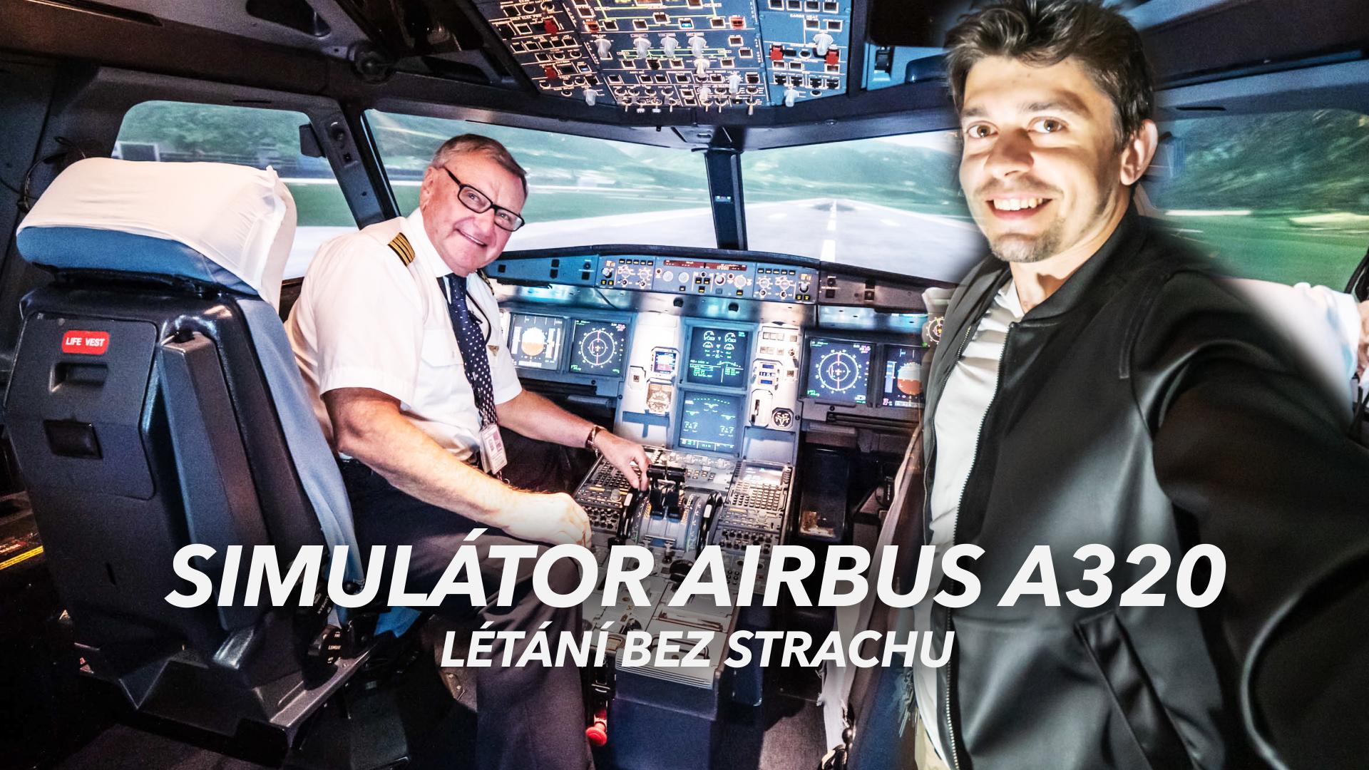 Airbus A320 – Full Flight Simulator