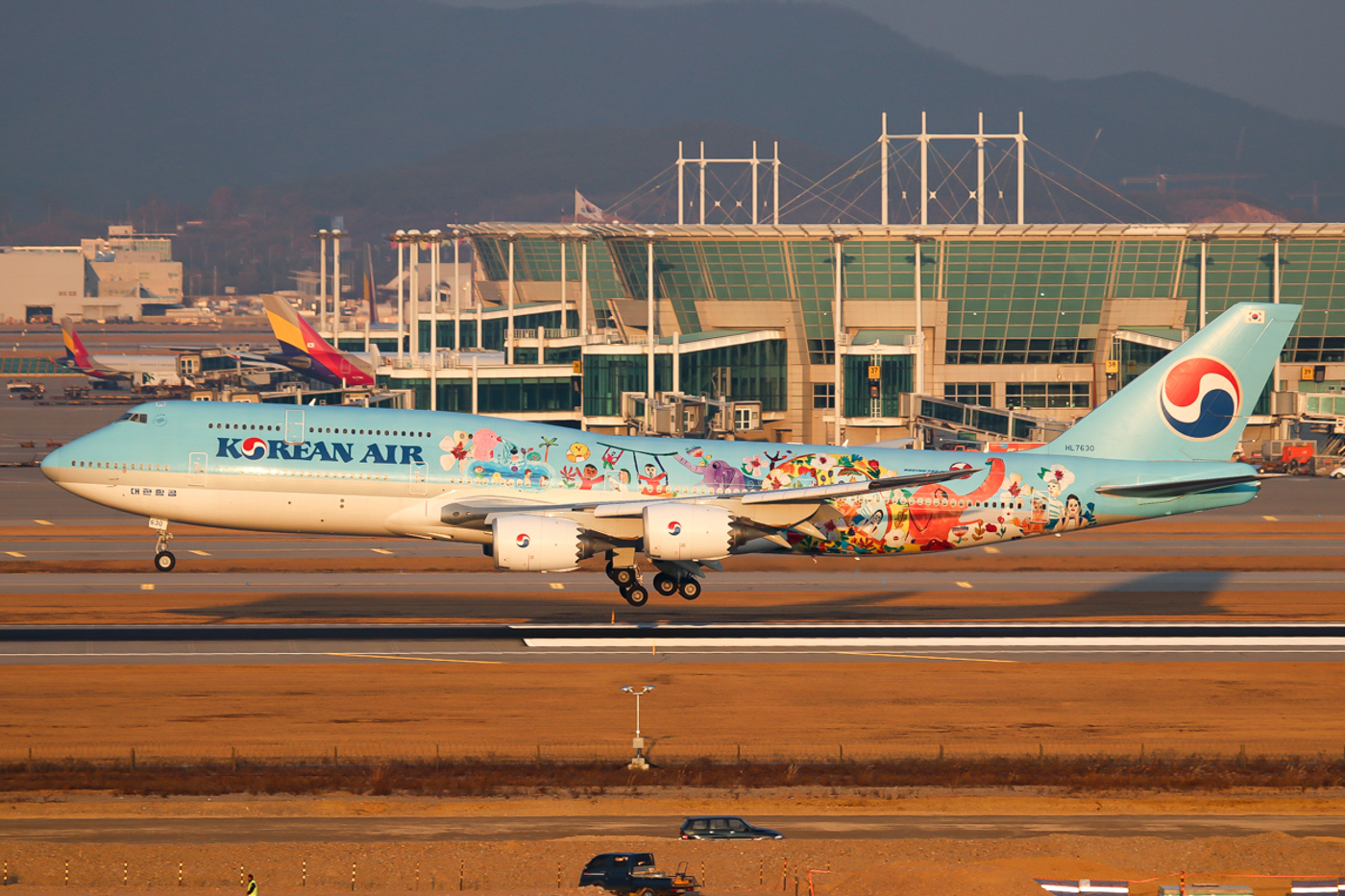 Korean Air's Special Liveries