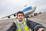 FOTO REPORT: Jak se létá s Antonov AN124 Ruslan, Volga Dnepr
