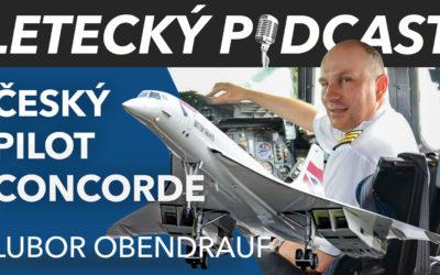 LETECKÝ PODCAST, Českký Pilot Concordu