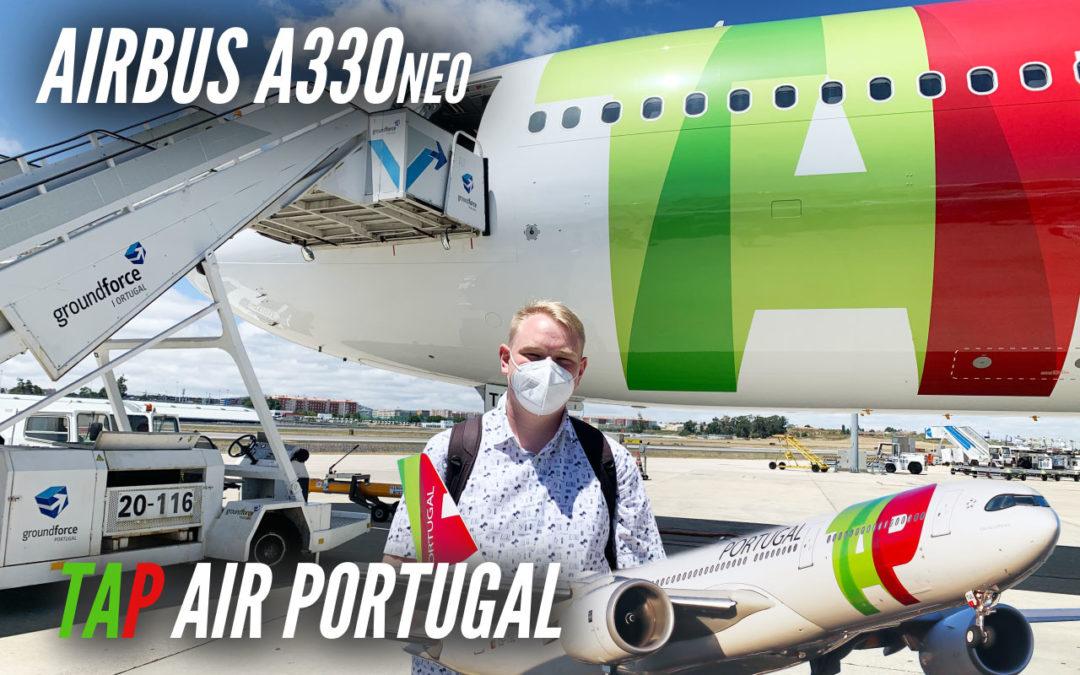 TRIP REPORT: Na palubě A330neo TAP Air Portugal